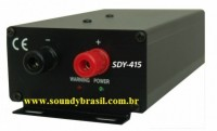 SOUNDY SDY-415 Power Supply 13,8VCC 10A - COMPACT! - Zoom
